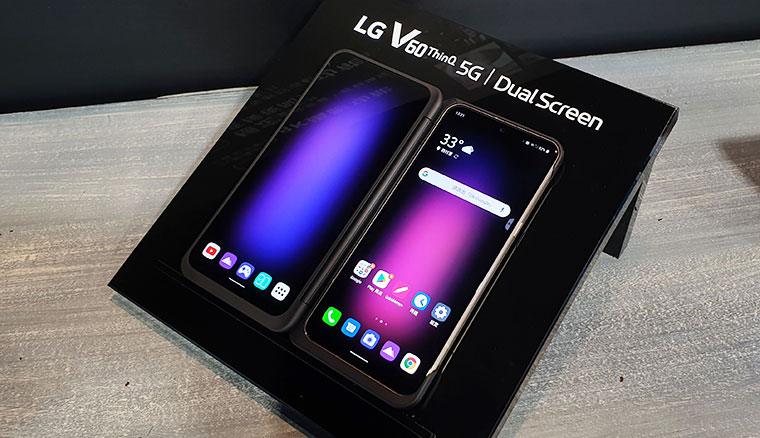 LG V60 ThinQ 5G Dual Screen在台發表,主打雙螢幕配件、8K錄影與ASMR顱內高潮收音功能