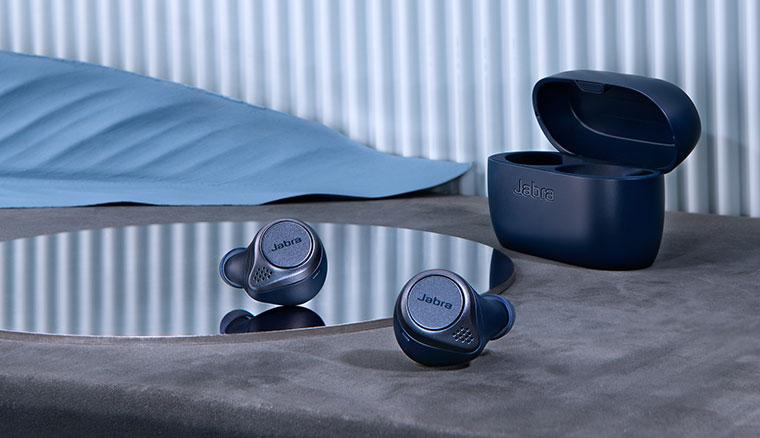 Jabra在台推出Elite Active 75t真無線耳機,鈦黑款Elite 45h耳罩藍牙耳機6/5開賣