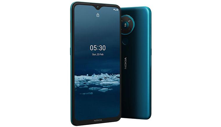大螢幕四鏡頭新機Nokia 5.3登台,售價6千元有找