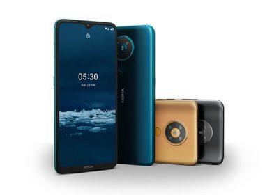 大螢幕四鏡頭新機Nokia 5.3登台,售價6千元有找 @LPComment 科技生活雜談
