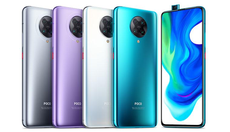 POCO F2 Pro發表:搭載S865處理器、最高8GB記憶體及升降前鏡頭,售價僅台幣16K出頭