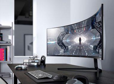 三星在台推出首款雙2K 32:9電競螢幕Odyssey G9 @LPComment 科技生活雜談