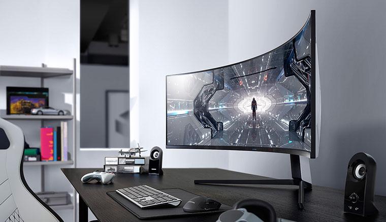 三星在台推出首款雙2K 32:9電競螢幕Odyssey G9