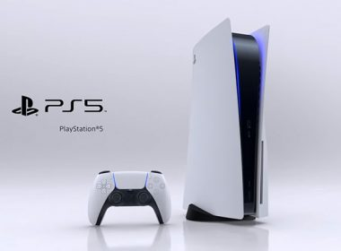 PlayStation 5(PS5)主機造型與全系列配件亮相!分為標準版與數位版兩種機型 @LPComment 科技生活雜談