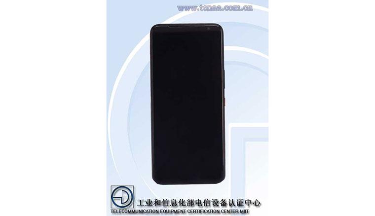 中國工信部資料庫曝光!ROG Phone 3外型與規格大致確認