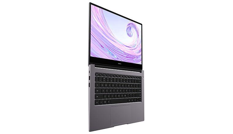 華為在台推出MateBook D14 / D15筆電,主打全螢幕設計與「一碰傳」功能