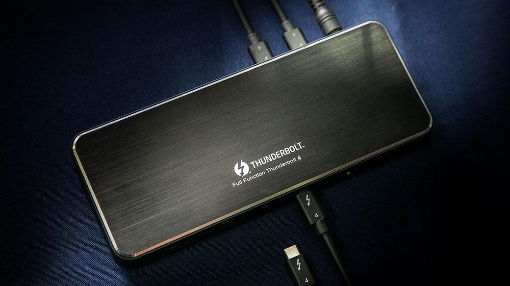 英特爾正式公開Thunderbolt 4細節:支援雙4K輸出、相關裝置將於今年稍晚推出