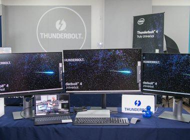 英特爾正式公開Thunderbolt 4細節:支援雙4K輸出、相關裝置將於今年稍晚推出 @LPComment 科技生活雜談