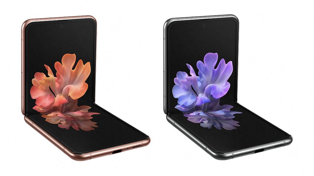 三星Galaxy Z Flip 5G發表,規格升級S865+處理器
