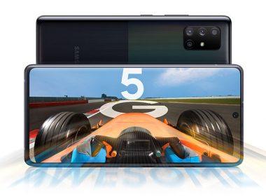 三星宣布七月推出Galaxy A51 5G、A71 5G兩款5G中階機型 @LPComment 科技生活雜談