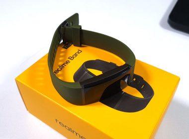 realme Band智慧手環開箱:只賣NT$499,好用嗎?有哪些優缺點? @LPComment 科技生活雜談