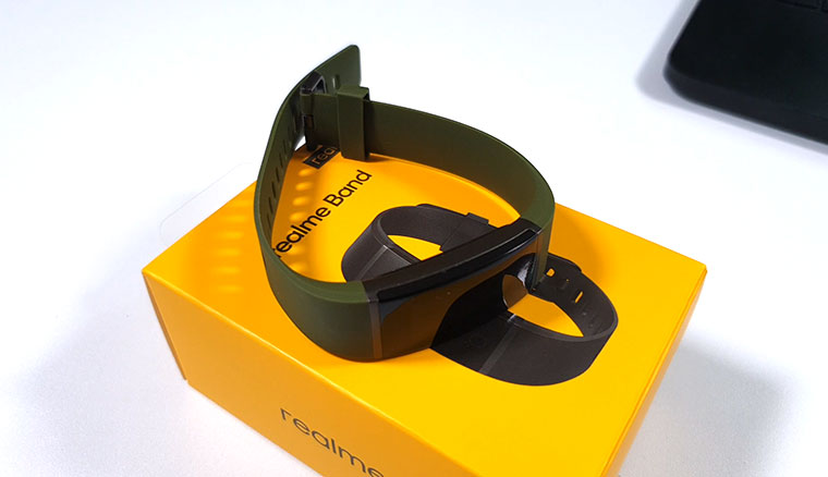 realme Band智慧手環開箱:只賣NT$499,好用嗎?有哪些優缺點?