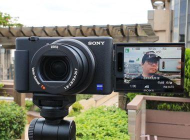 Sony ZV-1大全配開箱:簡單選購心得分享,會是好的VLOG相機嗎? @LPComment 科技生活雜談