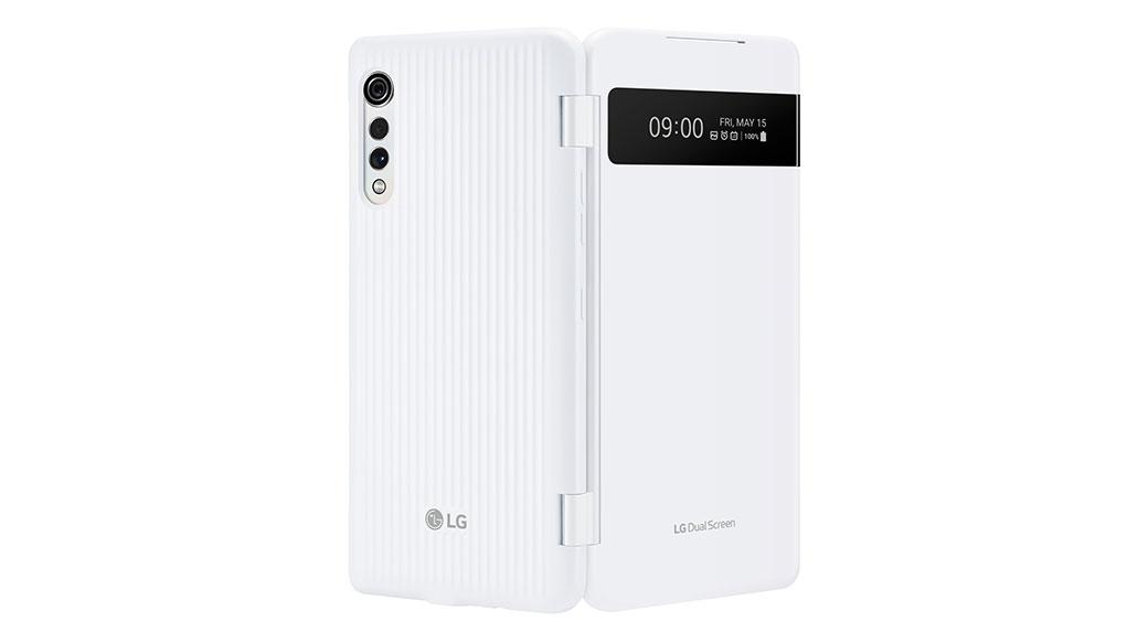 中高階5G手機LG VELVET「蛋糕機」在台上市,2萬有找!中華電信獨賣