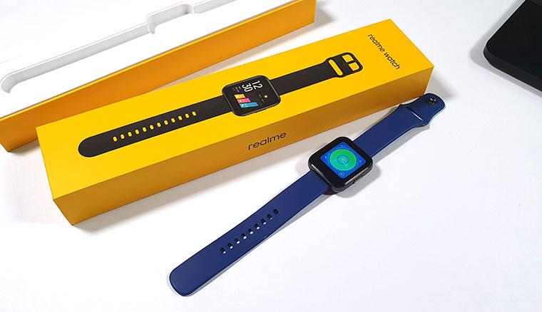 realme Watch開箱:只賣1299元支援但功能非常完整!目前CP值最高的智慧型手錶就是它!