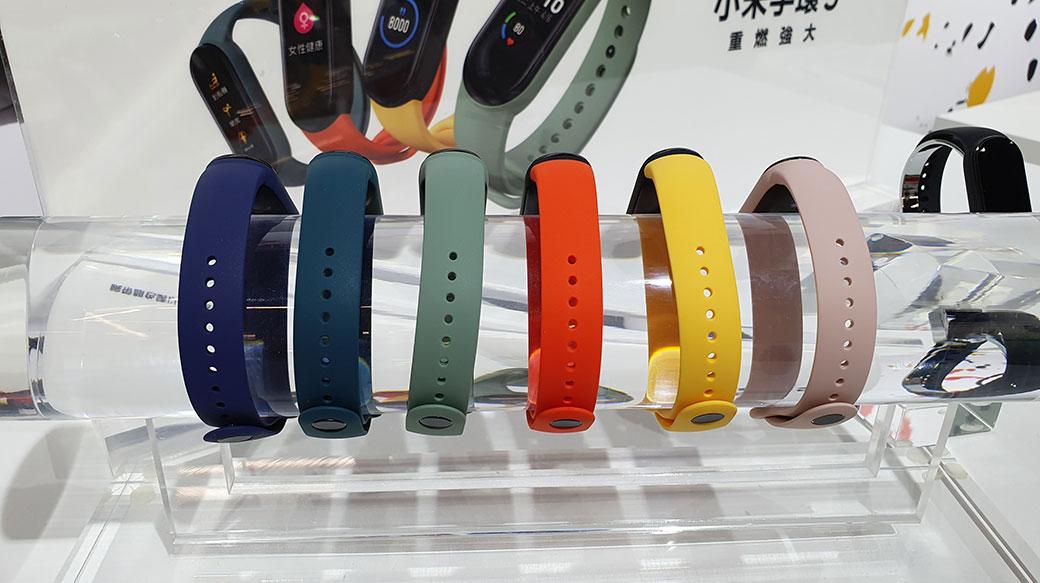小米手環5與小米手環4C等多款新品7/17在台開賣!並響應三倍振興推出多項優惠活動!