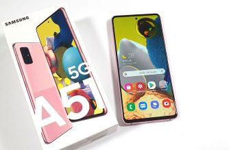 三星Galaxy A51 5G開箱評價:別以為只是小改款!5G之外,性能&電力也有明顯升級 @LPComment 科技生活雜談