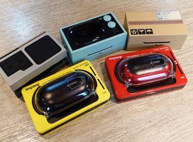 超可愛!四款Samsung Galaxy Buds+ / Buds造型保護殼開箱(電視機、收音機、紙箱、隨身聽) @LPComment 科技生活雜談