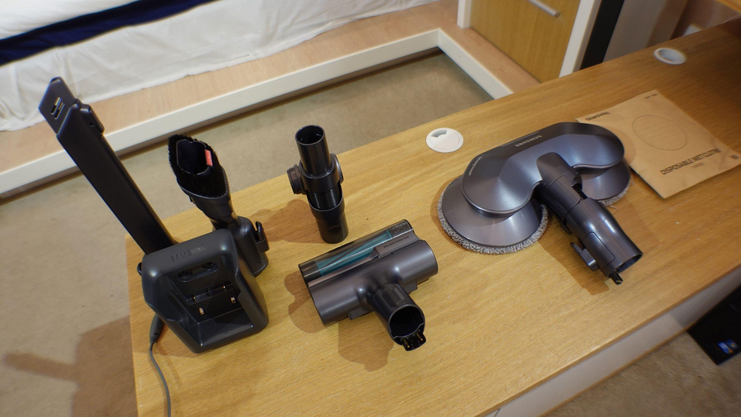 三星在台推出Cube無風智慧清淨機與Jet 無線變頻吸塵器