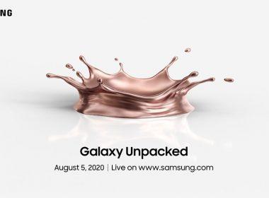 三星宣布Galaxy Note 20系列將於8/5全球發表,預告透漏「神秘銅」將是主打新色 @LPComment 科技生活雜談