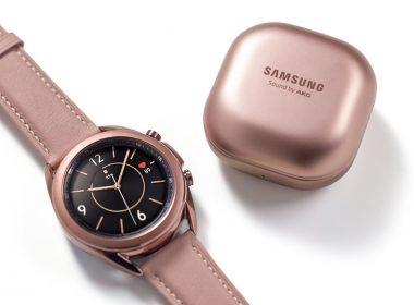 三星公布Galaxy Watch3與Buds Live上市資訊,8/21開賣 @LPComment 科技生活雜談