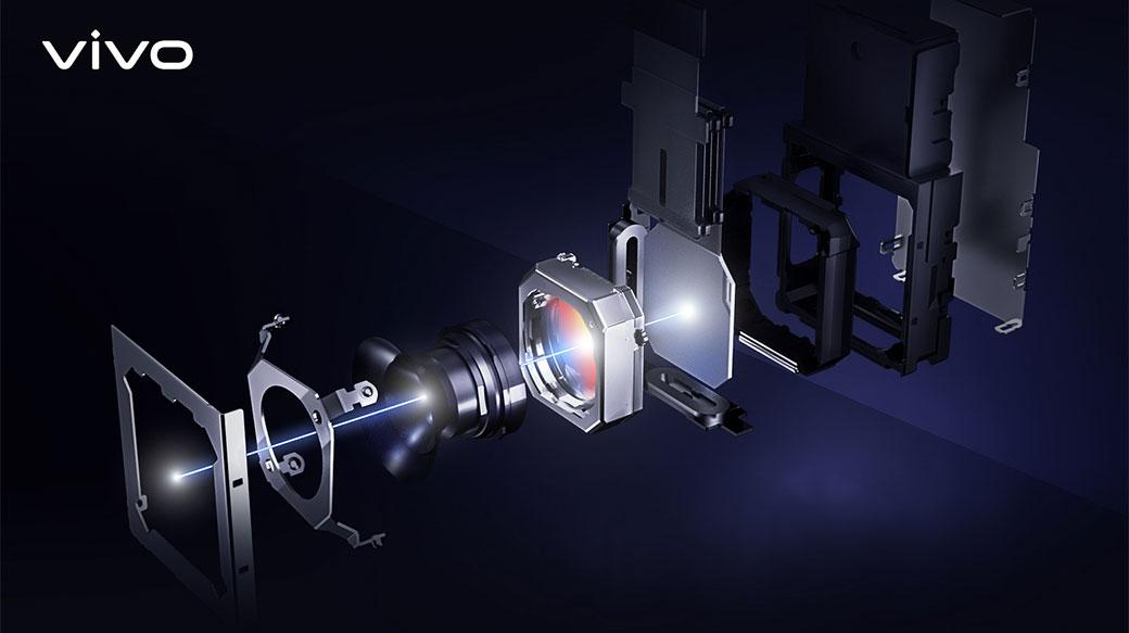 vivo在台展示自家「微雲台影像系統」技術,稱防震效果超過傳統OIS三倍