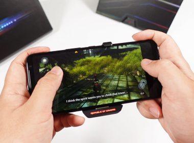ROG Phone 3效能/電力/充電速度實測評價!真的有異常降頻嗎? @LPComment 科技生活雜談