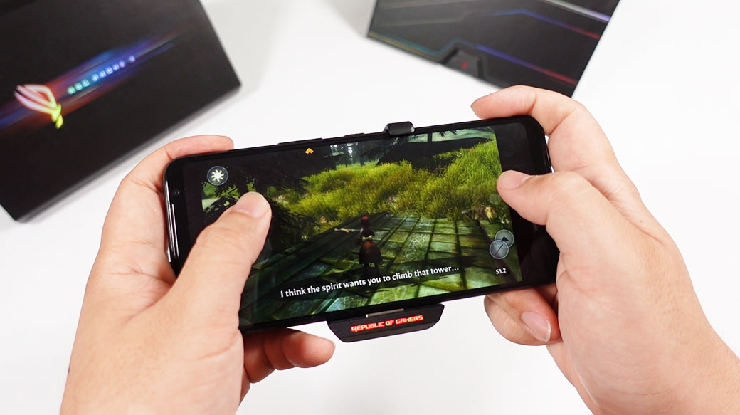 ROG Phone 3效能/電力/充電速度實測評價!真的有異常降頻嗎?