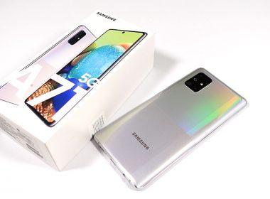 三星Galaxy A71 5G開箱評價:不只多了5G、連性能和電力都變強!? @LPComment 科技生活雜談
