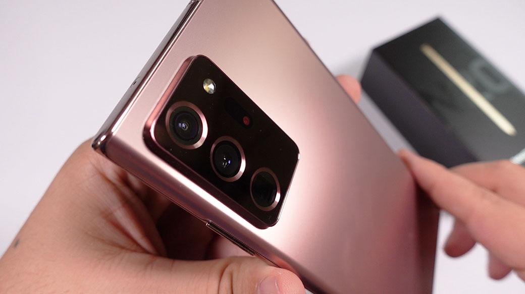 三星Galaxy Note20 Ultra相機表現實測!對焦/畫質/功能是否更強?有比S20 Ultra更好嗎?
