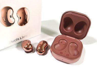 三星Galaxy Buds Live真無線藍牙耳機開箱評價:支援ANC主動降噪、豆子造型 @LPComment 科技生活雜談