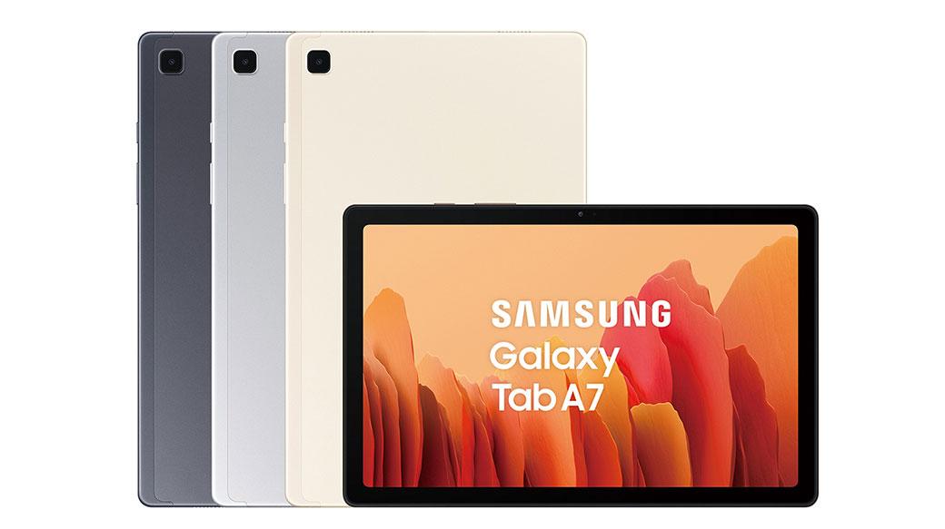 三星推出Galaxy Tab A7新平板,內建四組喇叭、七千有找!10/1起在台開賣