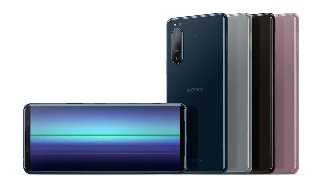 Sony發表首款120Hz螢幕手機Xperia 5 II,十月下旬在台開賣