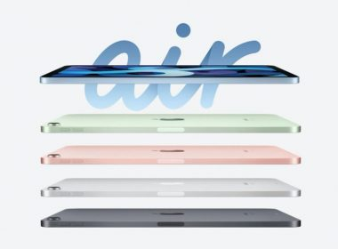 iPad Air登場:搭載比現有iPad Pro更強的A14 Bionic處理器 @LPComment 科技生活雜談