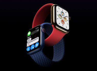 蘋果發表全新Apple Watch Series 6以及平價款Apple Watch SE @LPComment 科技生活雜談