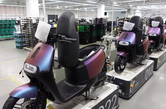 Gogoro生產線開箱!號稱「最聰明的電動機車智慧工廠」有多厲害? @LPComment 科技生活雜談