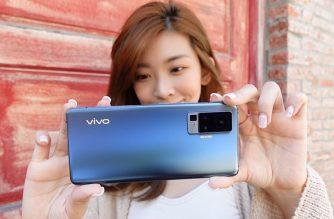 vivo X50 Pro開箱評價:內建獨家微雲台相機!手持就能輕鬆拍攝穩定流暢影片! @LPComment 科技生活雜談