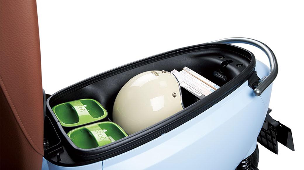 宏佳騰推出Ai-3 Comfort電動機車,主打女性市場