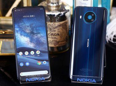 Nokia 8.3 5G在台推出,售價NT$16990!Nokia 3.4十月登台 @LPComment 科技生活雜談