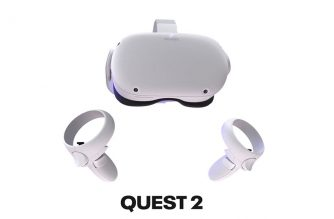Oculus Quest 2揭曉,更輕、VR效能更高、價格更親民 @LPComment 科技生活雜談