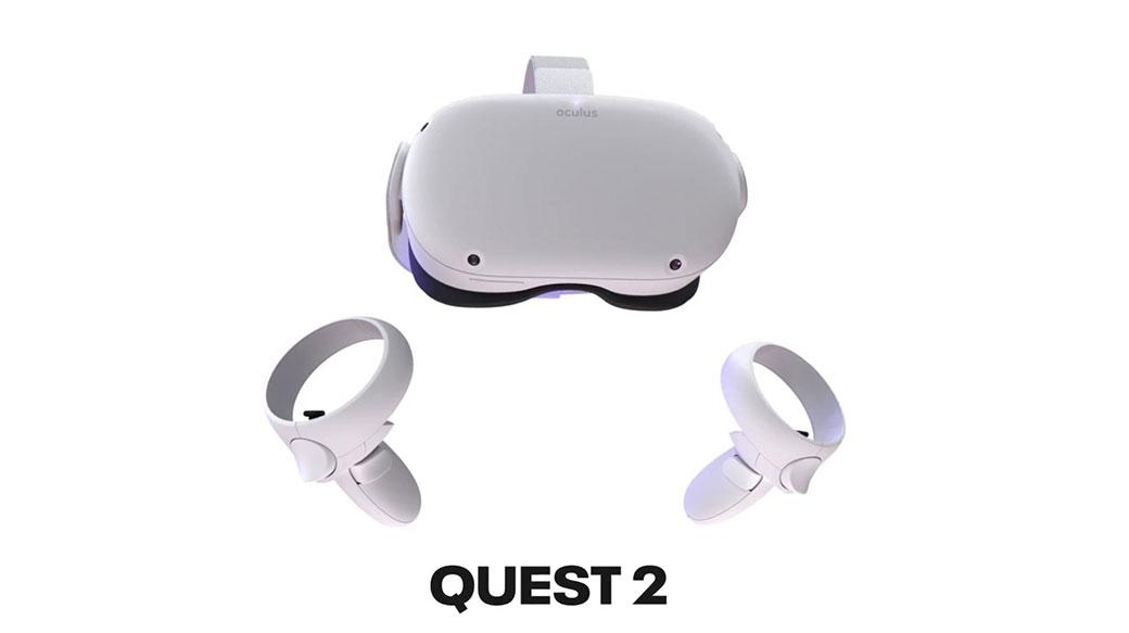 Oculus Quest 2揭曉,更輕、VR效能更高、價格更親民