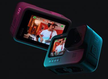 GoPro HERO9 Black正式登場,升級1.4吋彩色前置螢幕、電力提升30% @LPComment 科技生活雜談