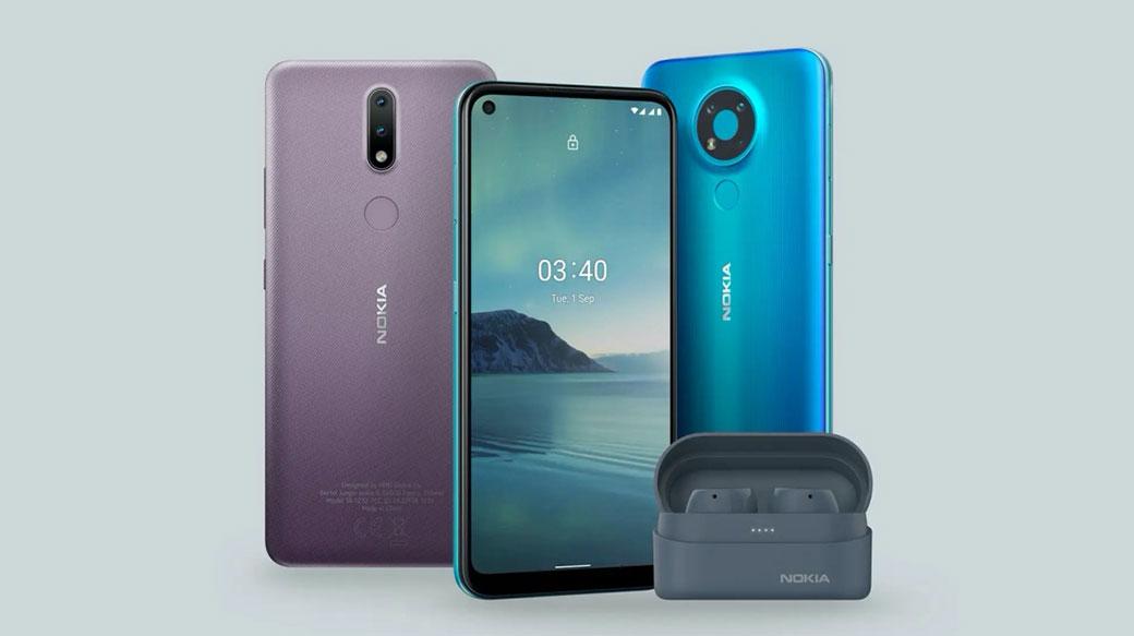 HMD發表Nokia 8.3、3.4、2.4等三款新機!其中兩款將於9月底在台發表