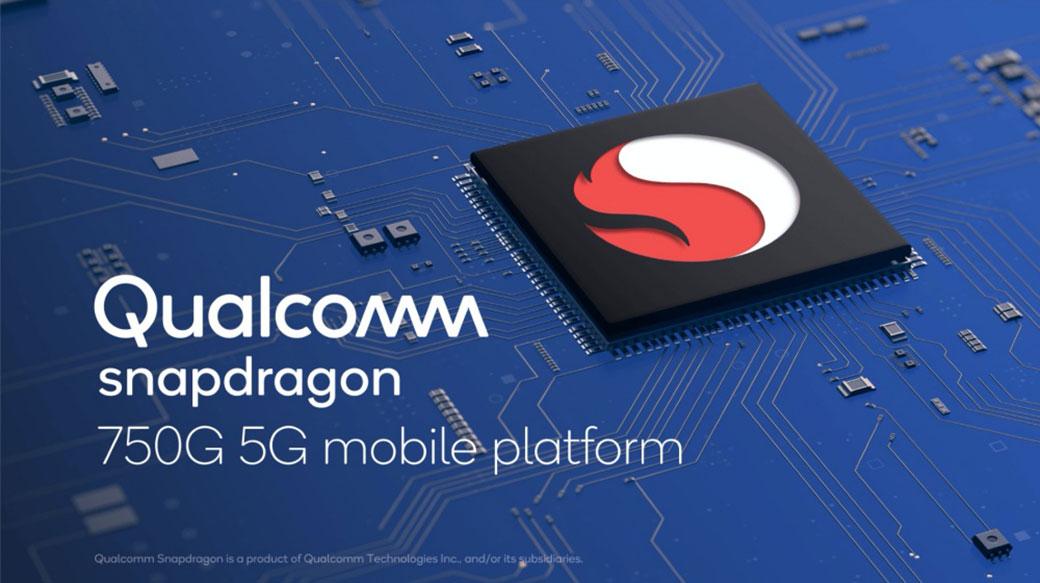 高通發表Snapdragon 750G 5G處理器,將首度搭載於小米新手機