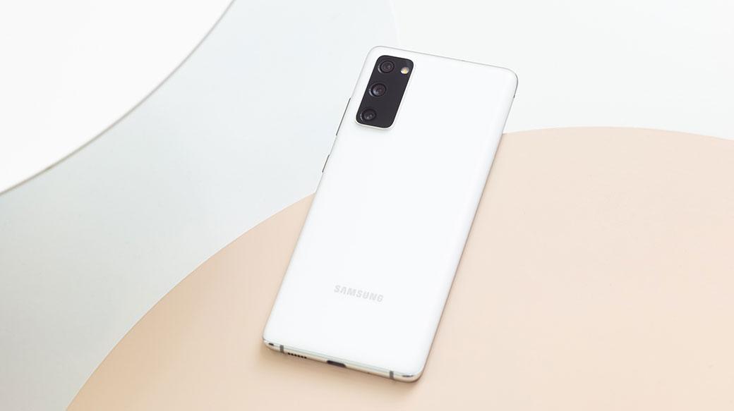 三星推出Galaxy S20 FE 5G大容量版本,提升至8+256規格