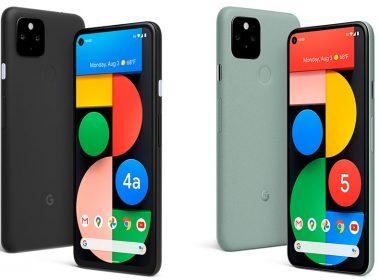 Google發表Pixel 5、Pixel 4a 5G版兩款新手機,及Nest Audio與Chromecast(台灣上市時間、價格) @LPComment 科技生活雜談