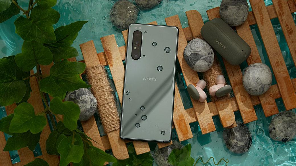 Sony在台限量推出Xperia 1 II鏡湖綠高效升級版,電信方案與台哥大獨家合作