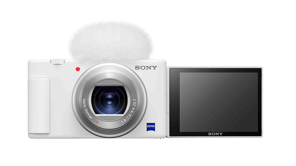 白色控可以準備刷卡了!Sony ZV-1推出晨曦白新色
