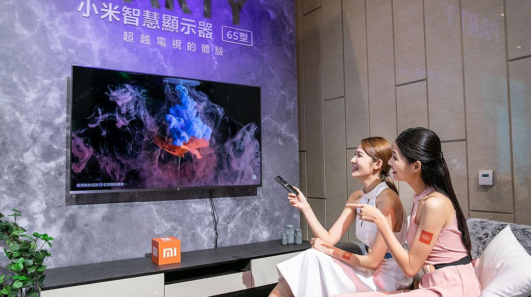 小米電視4s國際版登台!小米智慧顯示器65型首波限量NT$17000有找