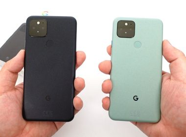 規格不旗艦的谷歌年度旗艦:Google Pixel 5開箱Part.1(外型、性能、電力實測) @LPComment 科技生活雜談